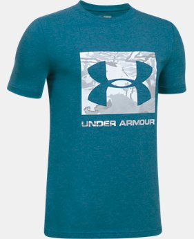 UA Camo Fill T-Shirt  6 Colors $19.99