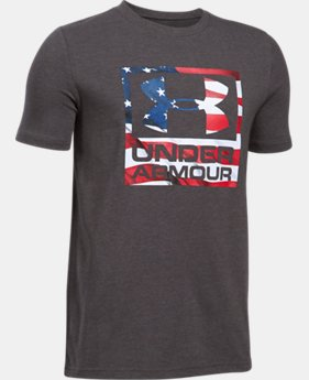 Boys' UA Freedom BFL T-Shirt  1  Color Available $14.99