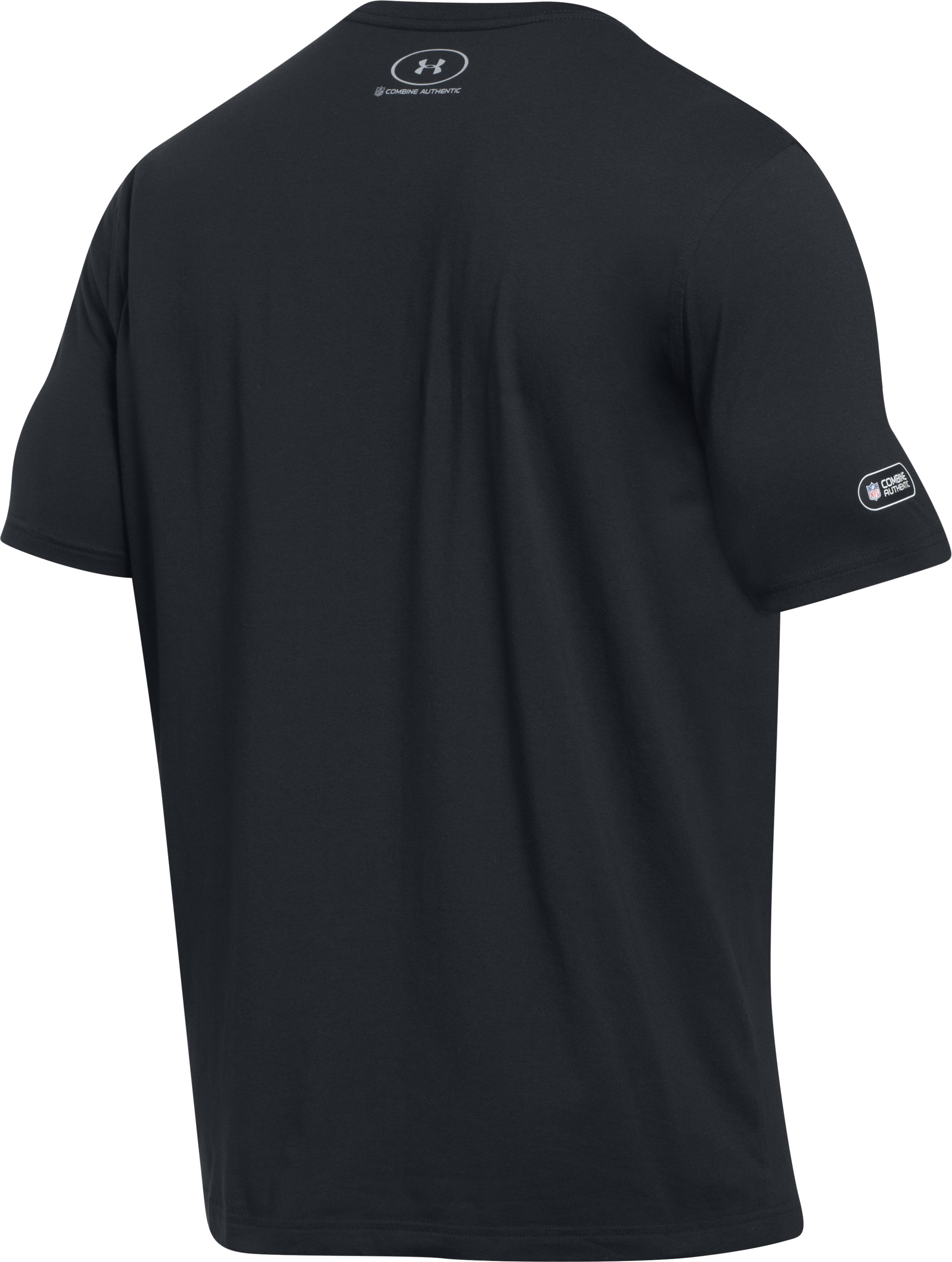 Men's NFL Combine Authentic UA Team T-Shirt, Baltimore Ravens, undefined