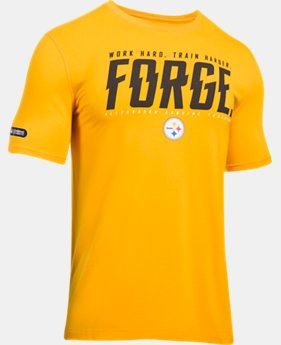 Men's NFL Combine Authentic UA Team T-Shirt  2 Colors $35