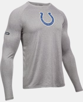 Men's NFL Combine Authentic UA Tech™ Long Sleeve  1  Color Available $30 to $30.99