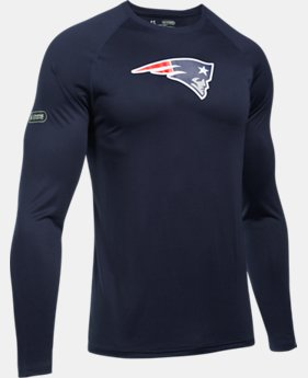 Men's NFL Combine Authentic UA Tech™ Long Sleeve  6  Colors Available $39.99 to $40