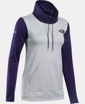 Women's NFL Combine Authentic French Terry Cowl Neck  1 Color $80