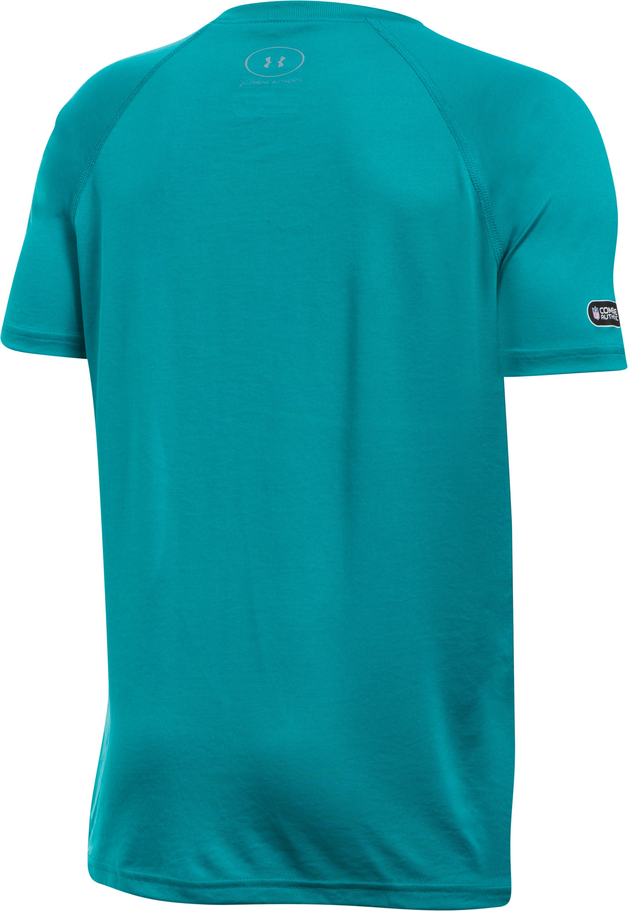 Boys' NFL Combine Authentic Lockup T-Shirt, Miami Dolphins,