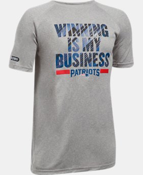 Boys' NFL Combine Authentic UA Winning Is My Business T-Shirt  7 Colors $28
