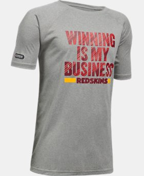Boys' NFL Combine Authentic UA Winning Is My Business T-Shirt  3 Colors $20.99