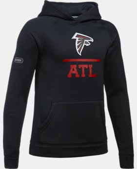 Boys' NFL Combine Authentic UA Storm Team Lockup Hoodie  10 Colors $55