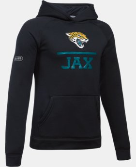 New to Outlet Boys' NFL Combine Authentic UA Storm Team Lockup Hoodie  16 Colors $41.24 to $41.99
