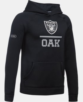 Boys' NFL Combine Authentic UA Storm Team Lockup Hoodie  15 Colors $55