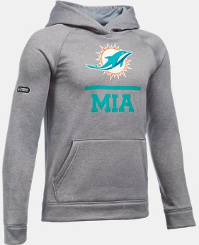 Boys' NFL Combine Authentic UA Storm Team Lockup Hoodie  3 Colors $55