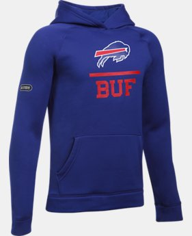 Boys' NFL Combine Authentic UA Storm Team Lockup Hoodie  2 Colors $55