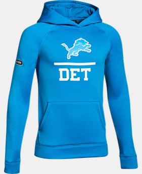 Boys' NFL Combine Authentic UA Storm Team Lockup Hoodie  1 Color $55