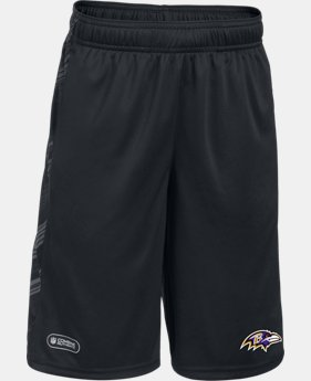 Boys' NFL Combine Authentic UA Eliminator Shorts  7 Colors $40