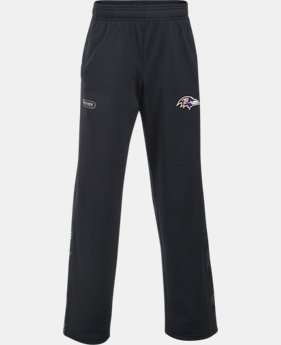 Boys' NFL Combine Authentic UA Brawler Pants  19 Colors $45