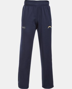 Boys' NFL Combine Authentic UA Brawler Pants  1 Color $45
