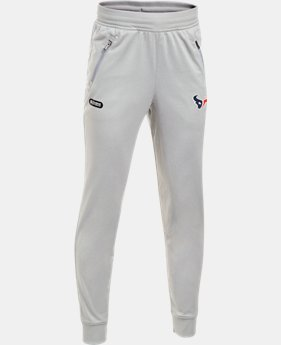 New to Outlet Boys' NFL Combine Authentic UA Pennant Pants  1  Color $37.49 to $37.99
