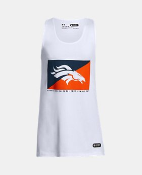 78a038cc1 Girls  NFL Combine Authentic UA Split Logo Tank 4 Colors Available  14. 4  Colors Available. Denver Broncos  New England Patriots ...