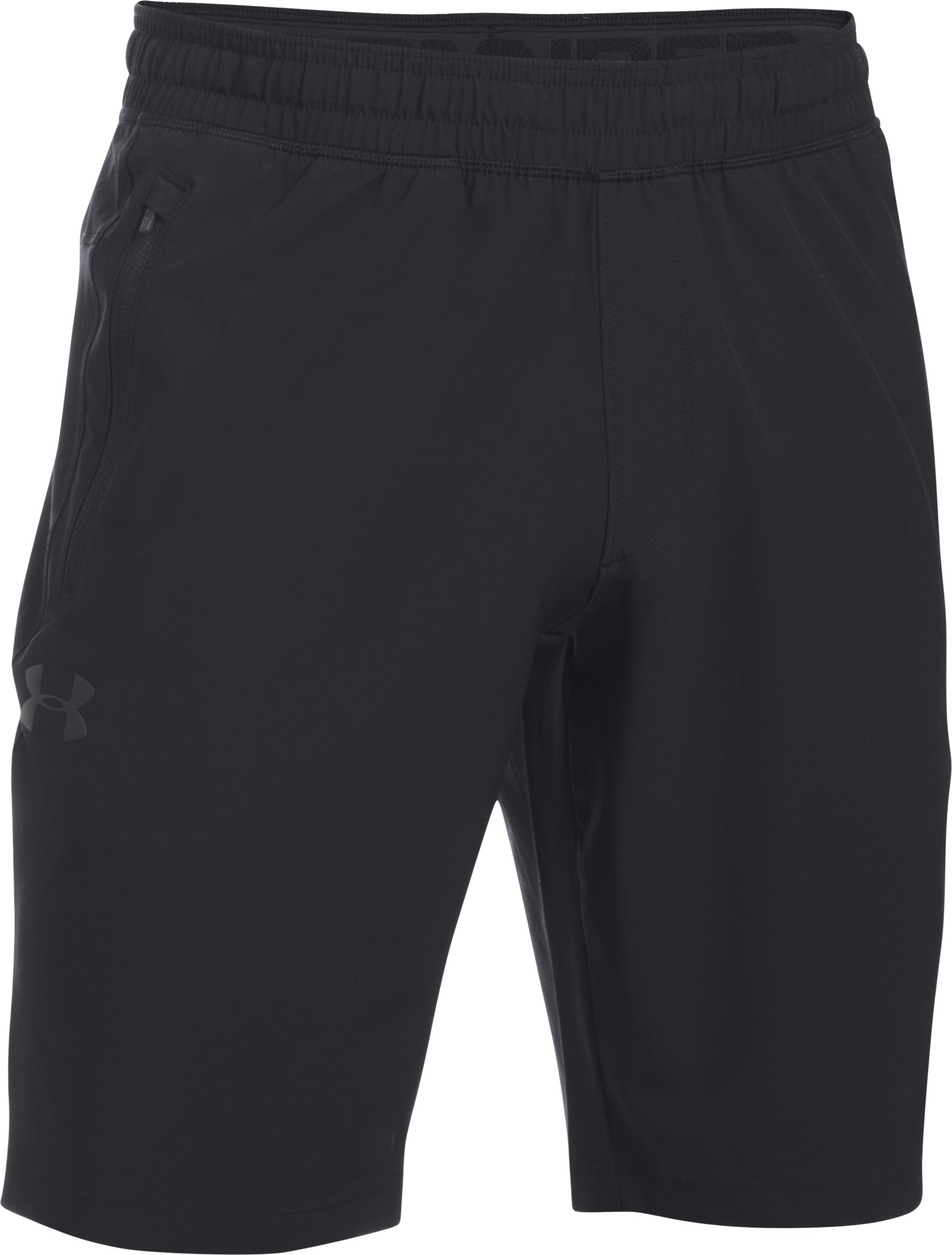 Men's UA Ultimate DIA Shorts, Black ,