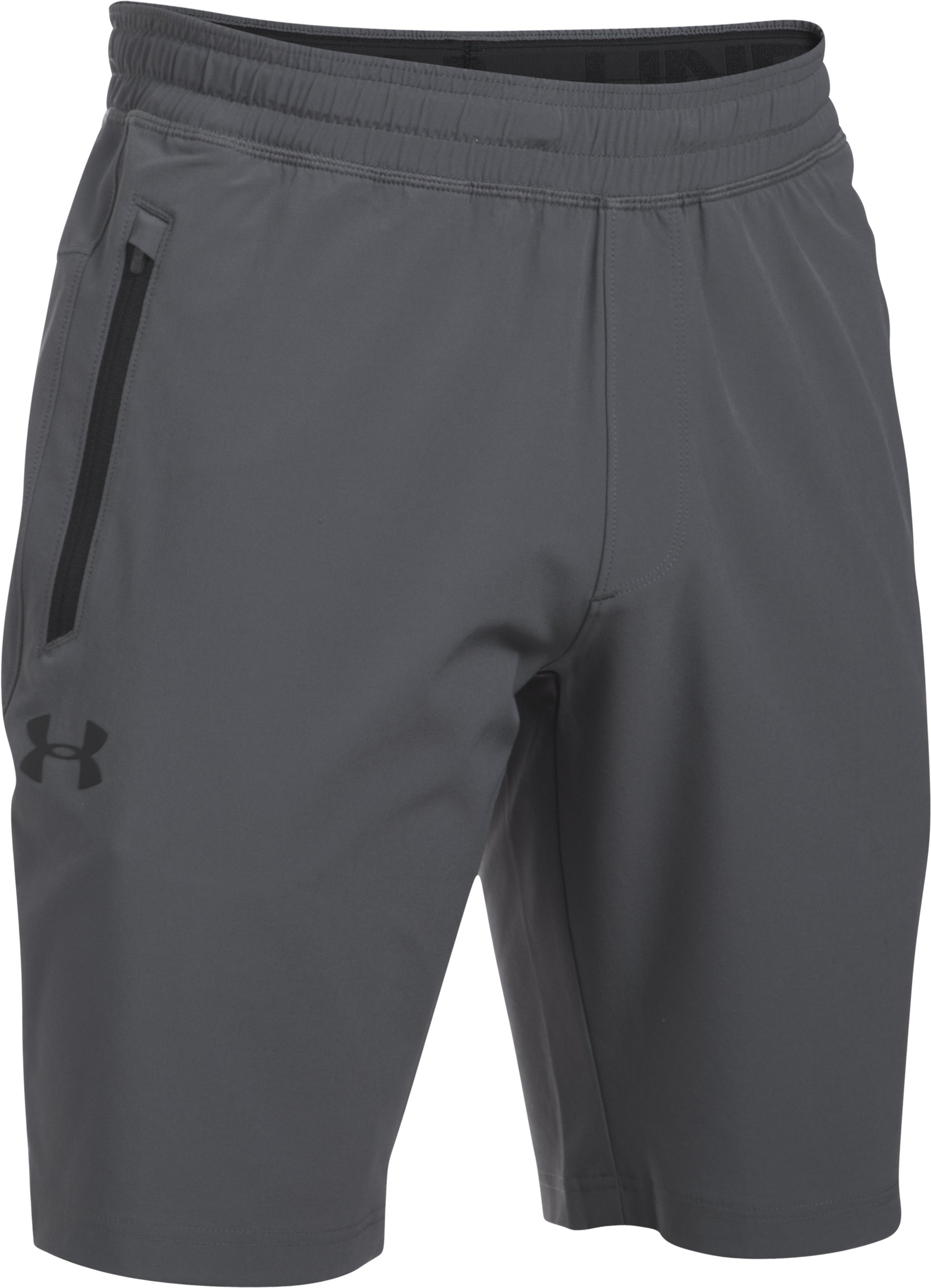 Men's UA Ultimate DIA Shorts, RHINO GRAY,