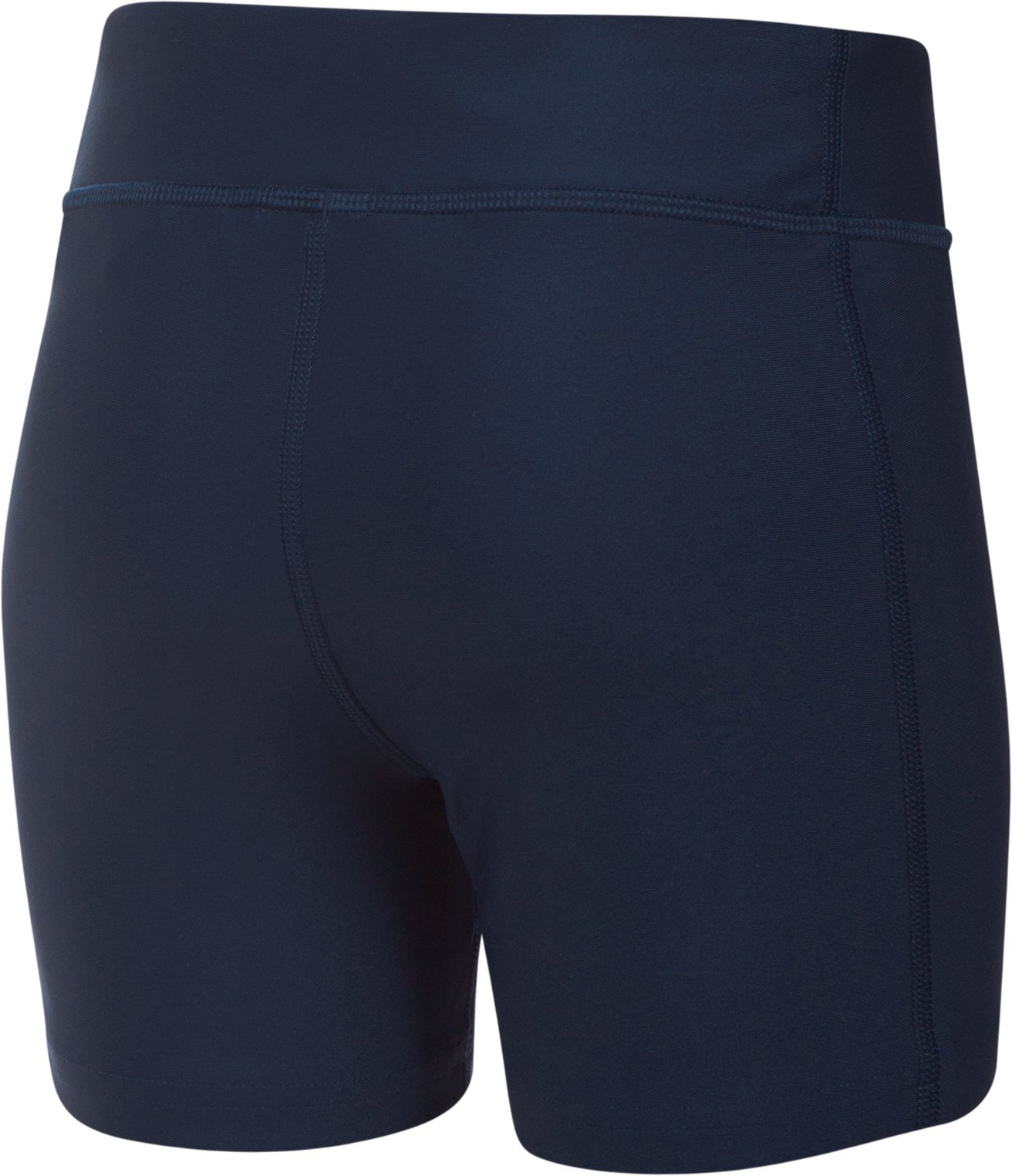 "Girls' UA On The Court 4"" Shorts, Midnight Navy"