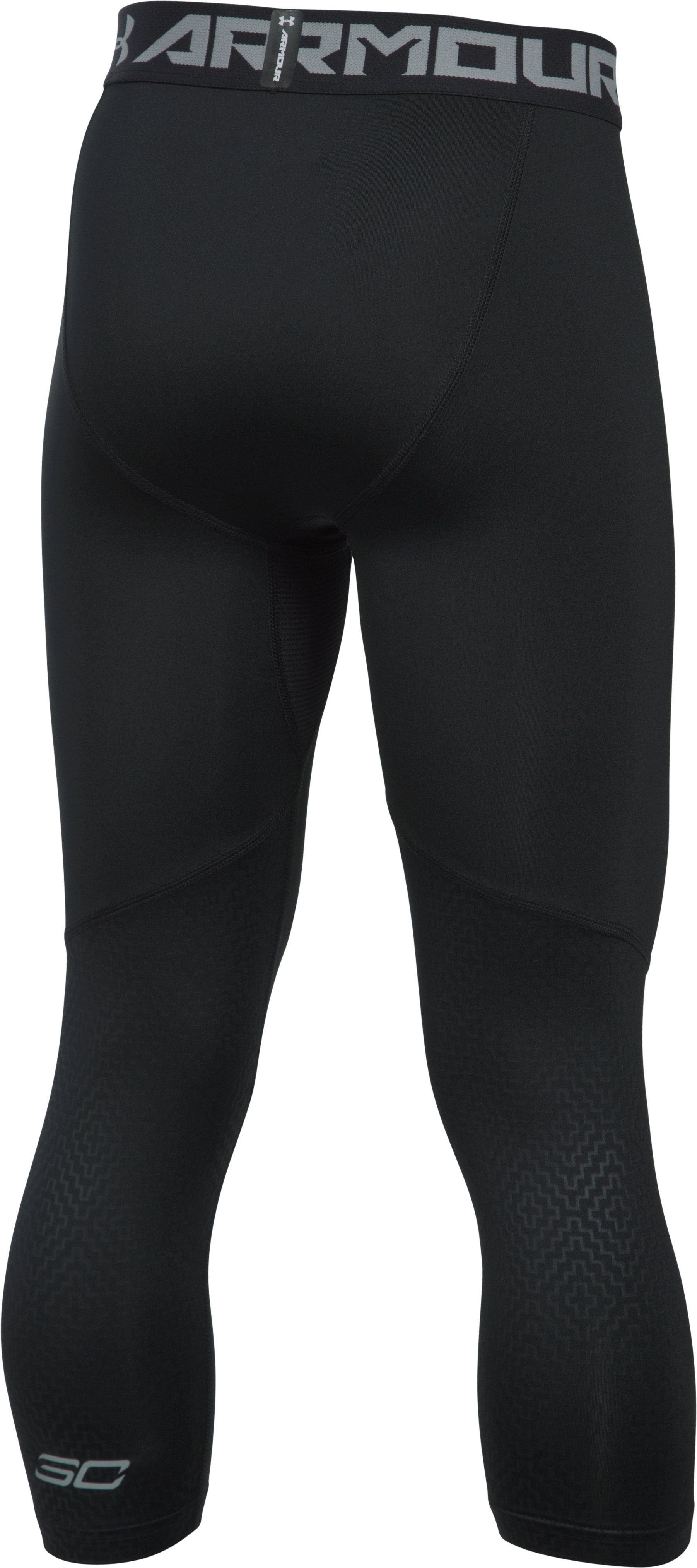 Boys' SC30 Spear ¾ Legging, Black