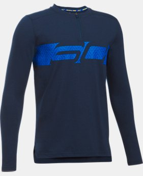 Boys' SC30 4 ¼ Crew  1 Color $39.99