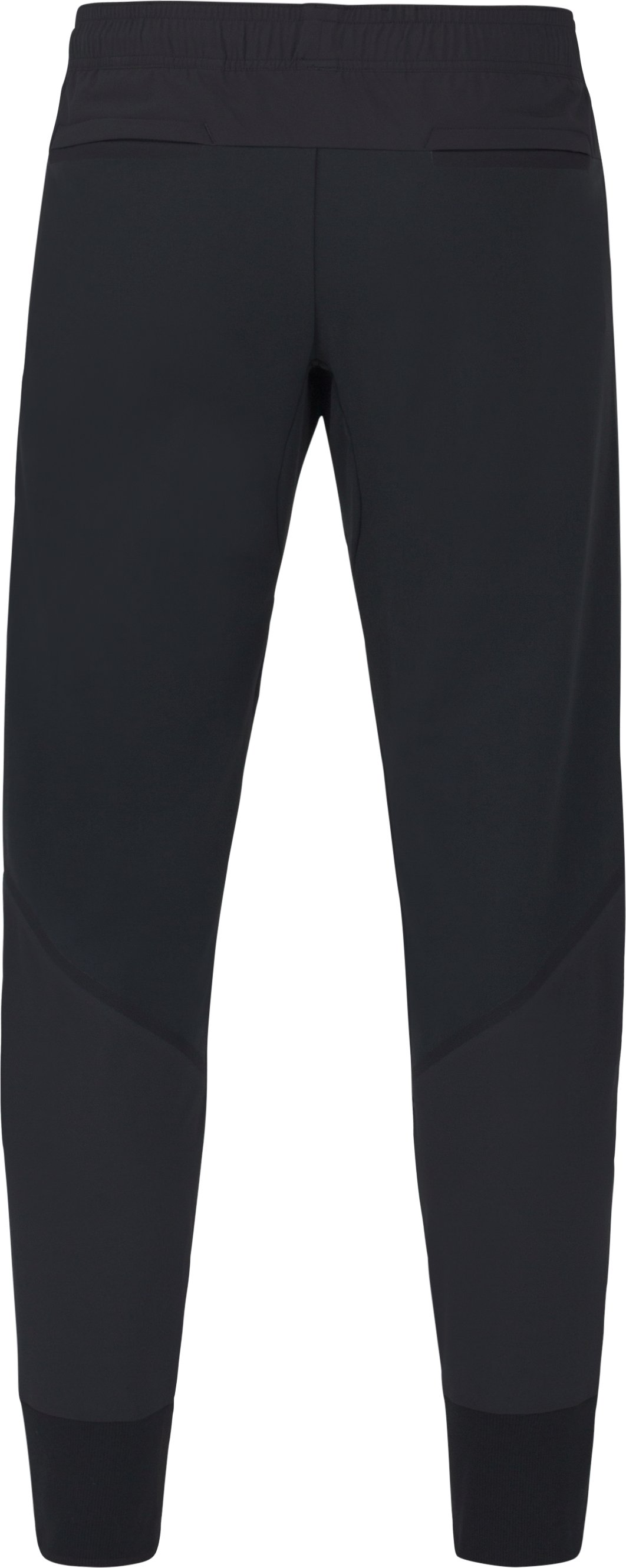 Men's UAS Pivot Stretch Crepe Sweatpants, Black ,