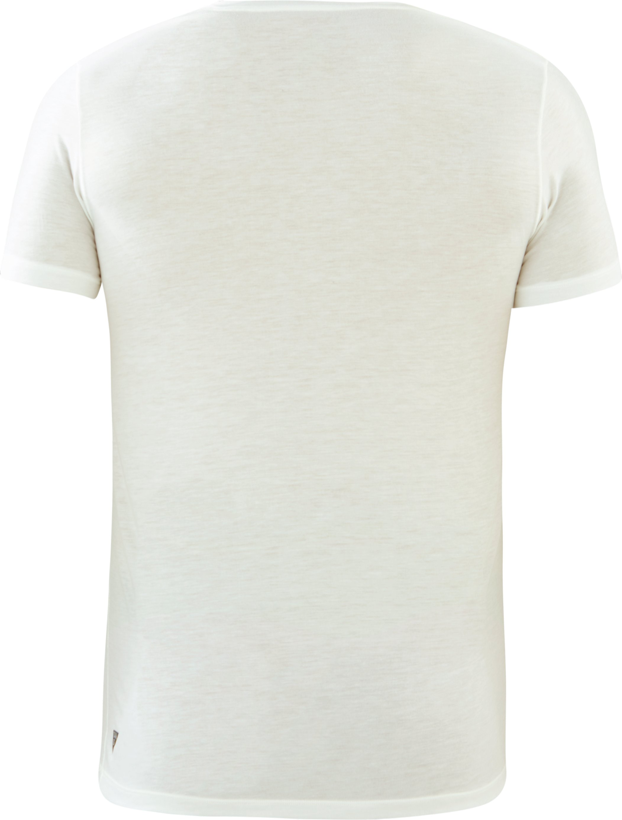 Men's UAS Prime V-Neck, White, undefined