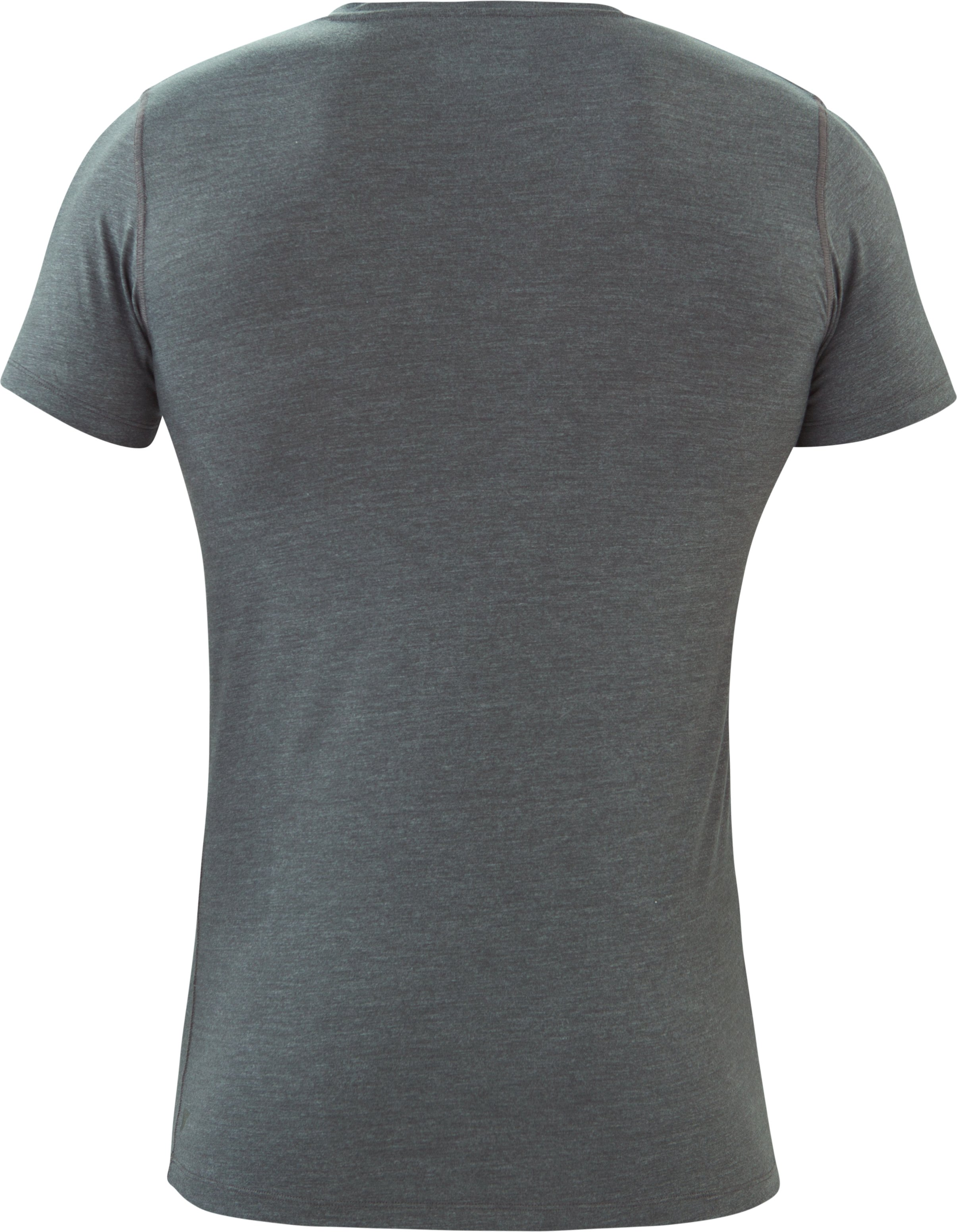 Men's UAS Prime Henley, DARK HEATHER GRAY, undefined
