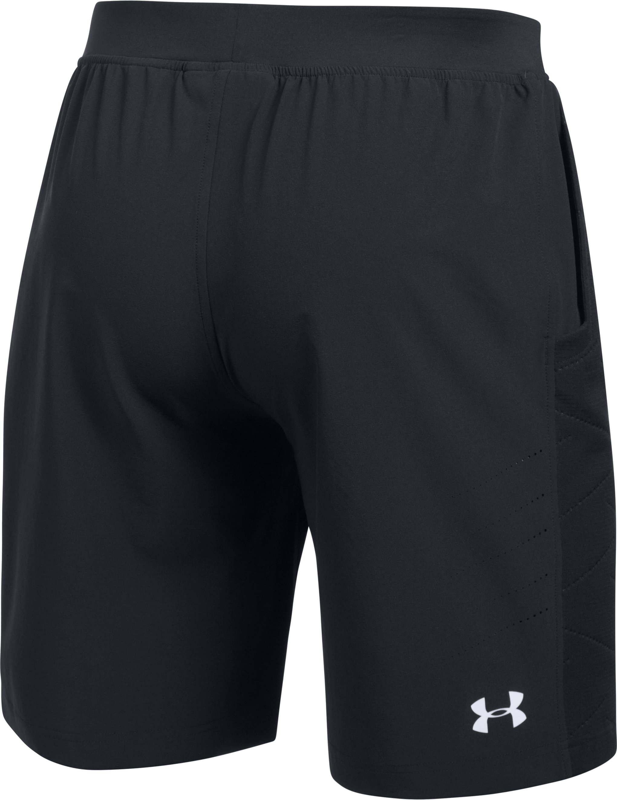 Men's UA ColdGear® Reactor Shorts, Black ,