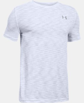Boys' UA Threadborne™ Seamless  1 Color $29.99