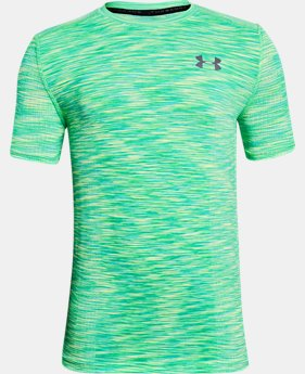 Boys' UA Threadborne™ Seamless  2 Colors $20.99 to $26.24