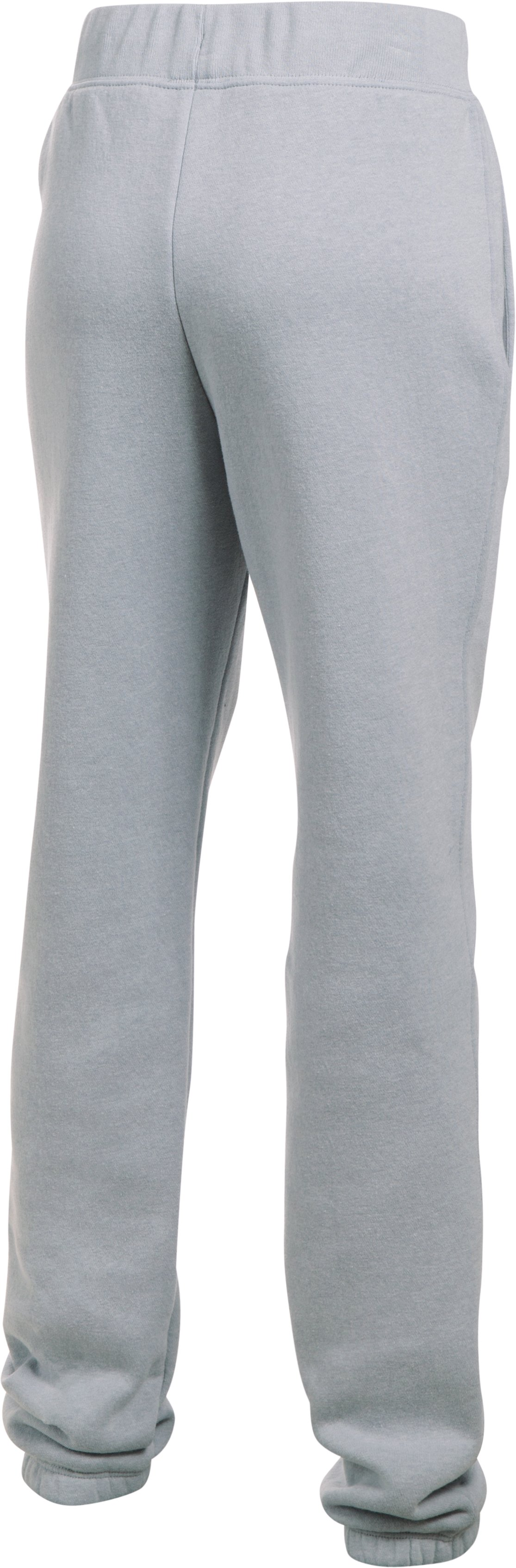 Girls' UA Favorite Fleece Jogger, OVERCAST GRAY,