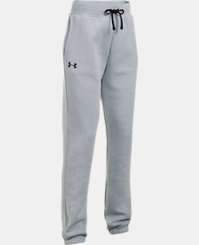 Girls' UA Favorite Fleece Jogger LIMITED TIME OFFER 1 Color $29.99