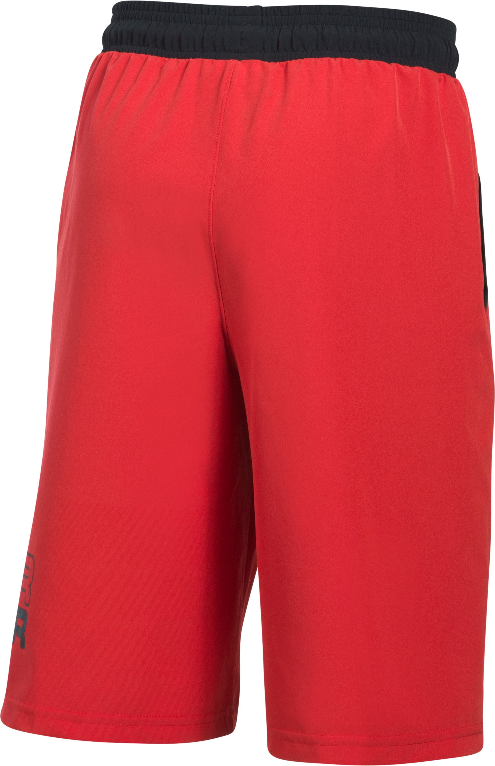Boys' UA Activate Shorts, Red
