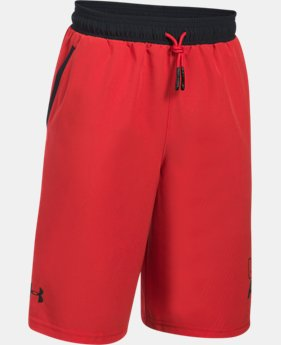 Boys' UA Activate Shorts   $22.49