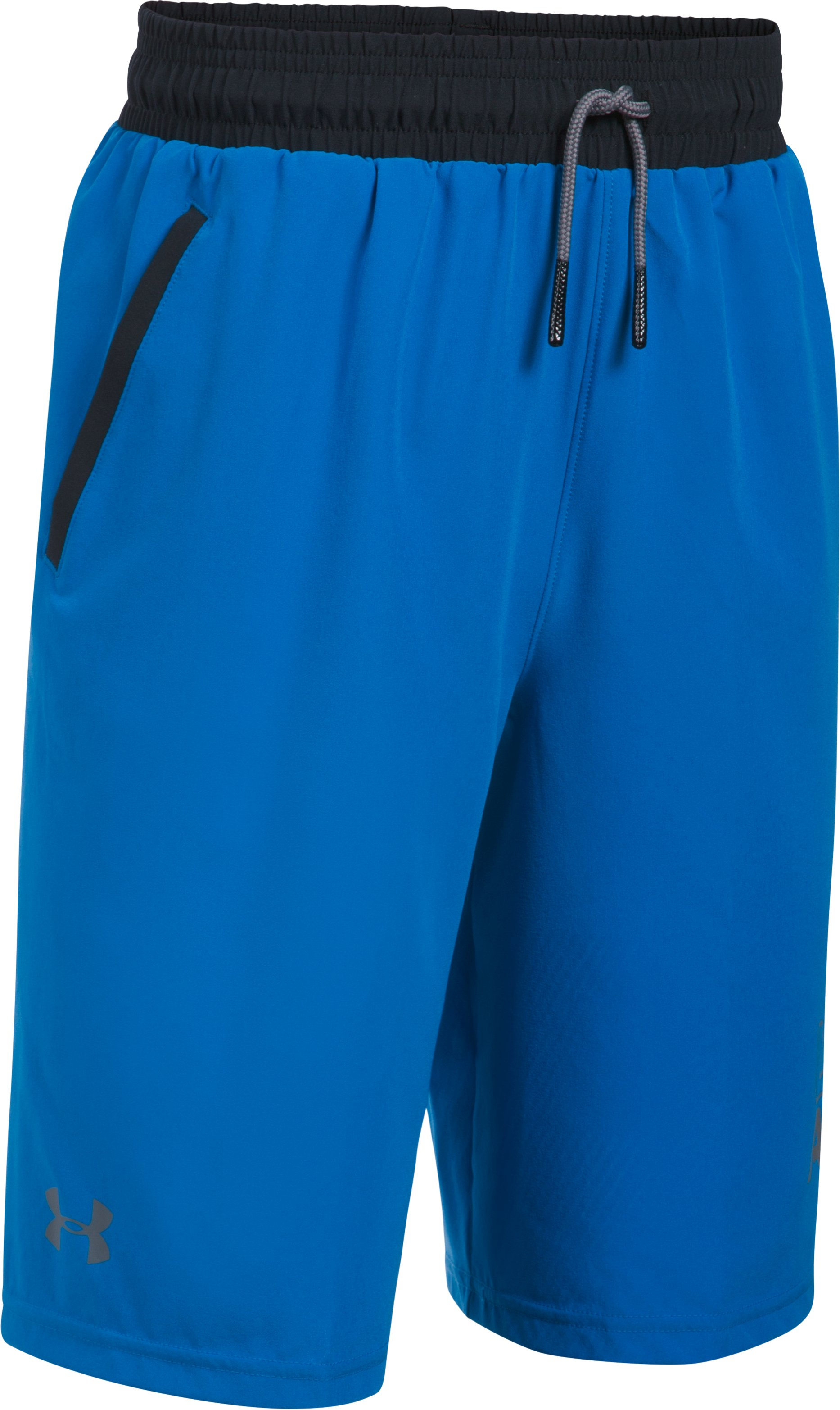 Boys' UA Activate Shorts, ULTRA BLUE
