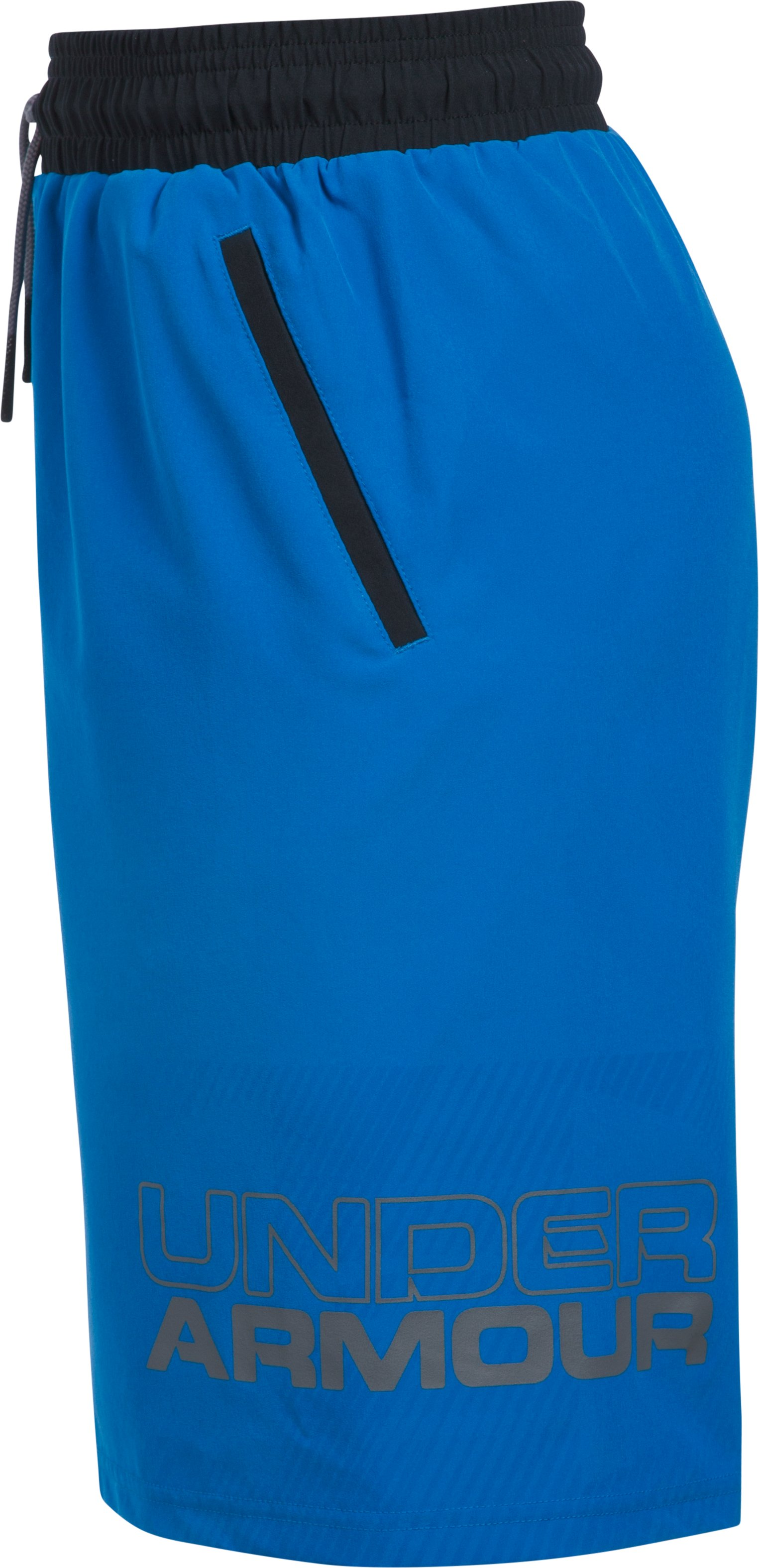 Boys' UA Activate Shorts, ULTRA BLUE,