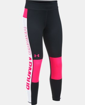 PRO PICK Girls' UA Color Block Crop  1 Color $26.99 to $33.74