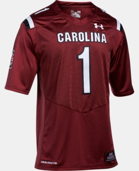New Arrival Men's South Carolina UA Premier Football Jersey LIMITED TIME: FREE U.S. SHIPPING 1 Color $104.99