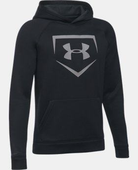 New Arrival Boys' UA Baseball Hoodie  1 Color $44.99