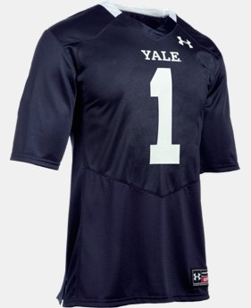 Men's Yale UA Premier Football Jersey *Ships 8/10/16*