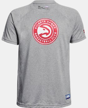 Kids' NBA Combine UA Logo T-Shirt   3 Colors $28