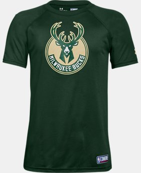 Kids' NBA Combine UA Logo T-Shirt   1 Color $28