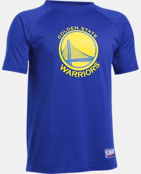 Kids' NBA Combine UA Logo T-Shirt  LIMITED TIME: 25% OFF 30 Colors $20.99