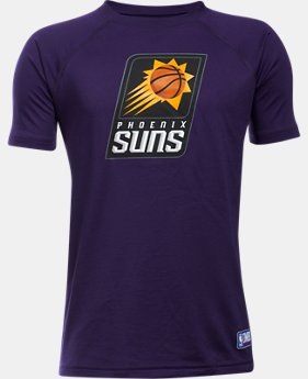 Kids' NBA Combine UA Logo T-Shirt   2 Colors $28