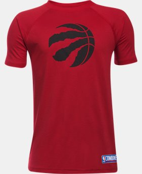 New Arrival  Kids' NBA Combine UA Logo T-Shirt   2 Colors $35
