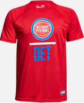 Kids' NBA Combine UA Lockup T-Shirt  4 Colors $28