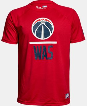 Kids' NBA Combine UA Lockup T-Shirt  7 Colors $28