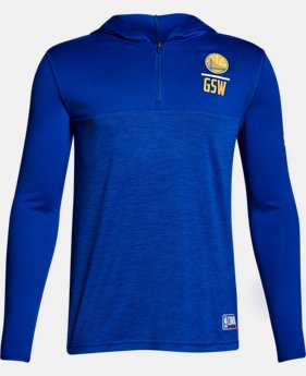 New Arrival  Boys' NBA Combine UA Threadborne ¼ Zip Hoodie  2 Colors $44.99